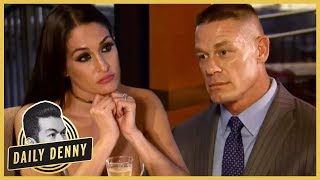 John Cena Drops A Bombshell To Win Back Nikki Bella | #DailyDenny