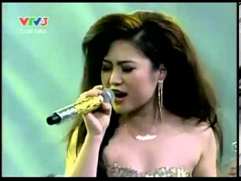 [Full] - Chung ket The Voice 2012 - Huong Tram - Queen of the night