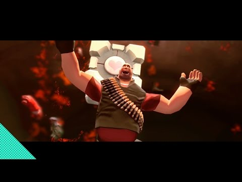 Team Fortress 2: Heavy and the Cube