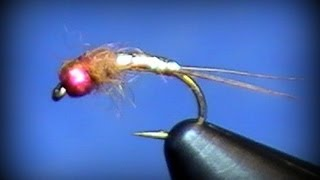 Fly Tying: Rainbow Warrior