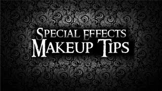 How To Cover And Hide Eyebrows Special Effects Makeup