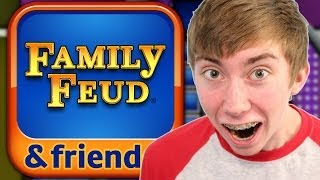 FAMILY FEUD & FRIENDS (iPhone Gameplay Video)
