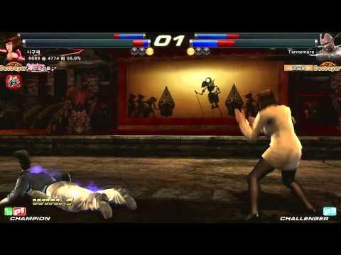 TTT2 140307 Gamecity 시구레(Nina,Anna) vs Terrormare(Steve,Bruce) #3