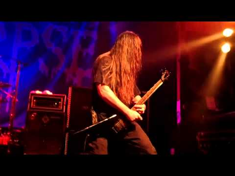 Cannibal Corpse the summer slaughter 2012 los angeles california