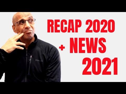 Recap de 2020 a JamCore : News + Ce qui vous attend en 2021 !