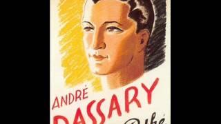 """André Dassary """" téléphonez-moi chérie """"  1954"""