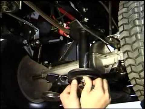 Mtd Lawnflite 400 Series 36 Quot Drive Belt Removal Mp4 Youtube