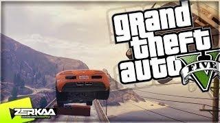 """GTA 5 Funny Moments """"WHITE CARS CAN'T JUMP"""" E213 (GTA"""