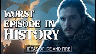 The Worst Episode in Game of Thrones History (A Retrospective)