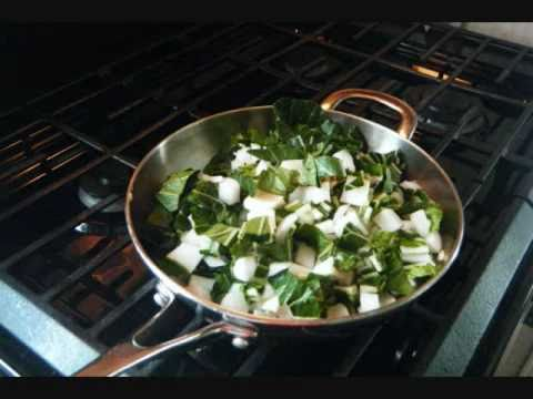 pak choy how to cook