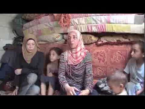 WORLDMAGNUM: PALESTINIAN REFUGEES from SYRIA now in LEBANON: UNRWA