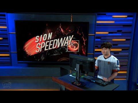NA LCS Tonight W1D2: Phreak, Azael and Huni talk meta, Play Sion Speedway + Recap and highlights!
