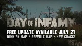 Day of Infamy - Dunkirk Update Trailer