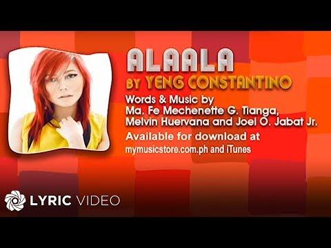 ALAALA Chords - Yeng Constantino | E-Chords