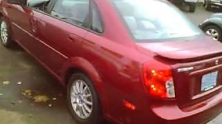2005 Suzuki Forenza $5988 Stock#14033M videos