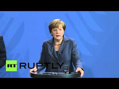 Germany: It matters if the UK remains in the EU - Merkel