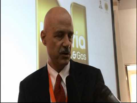 NOG 2013 Interview with Mark Ward of ExxonMobil Companies in Nigeria
