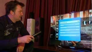 1. Vorstellung Der SAMSUNG ES TV Serie 7 & 8 Mit Sprach