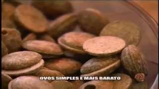 Ovos simples e mais baratos - 31/03/15