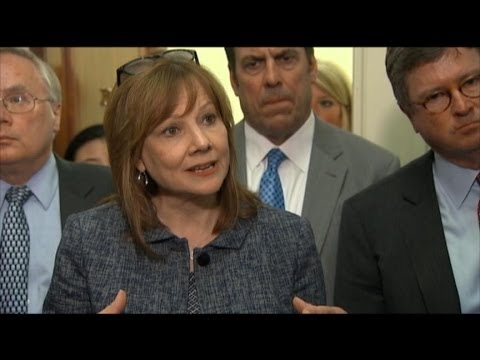 GM CEO Faces Congressional Hearing on Faulty Ignition Switches