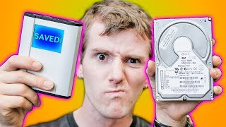 Don't Waste $1000 on Data Recovery