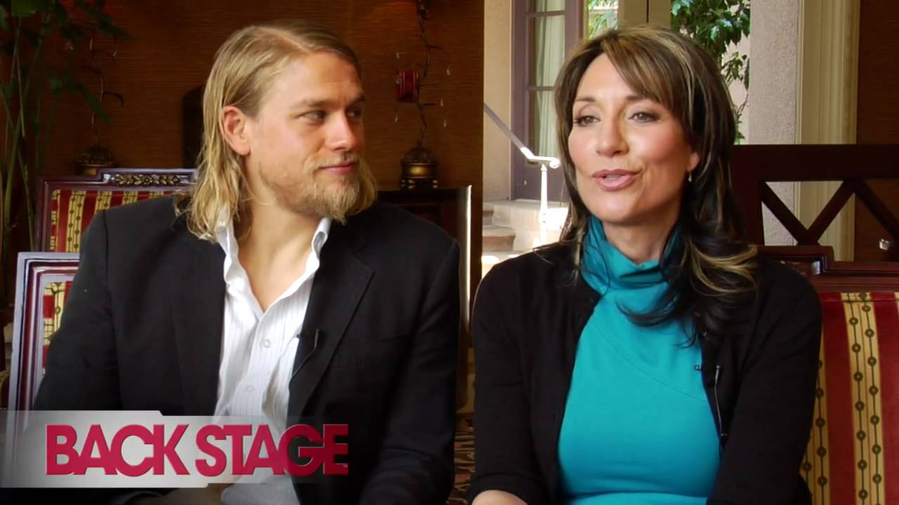 Displaying 20> Images For - Katharine Towne And Charlie Hunnam...