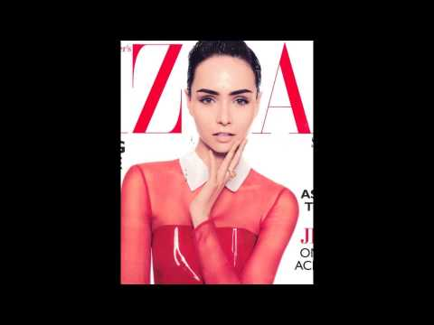 Asia's Next Top Model Cycle 1 & 2 Winner - Harper's Bazaar Cover