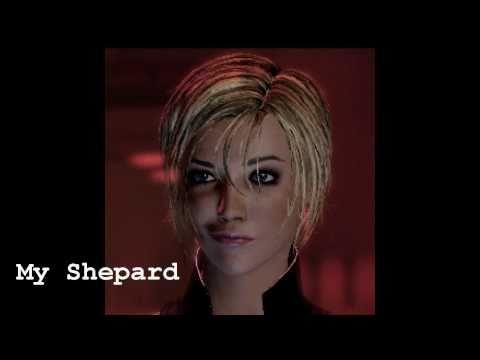 Mass Effect 3 Harbinger Romance ft. Blonde Femshep WARNING contains a hilarious sex scene