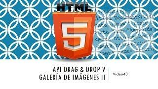 Curso de HTML 5. Parte 43