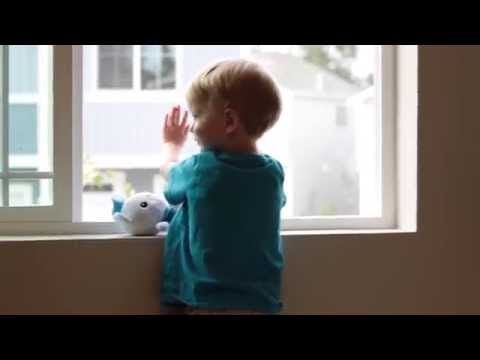 Prevención de caídas desde ventanas