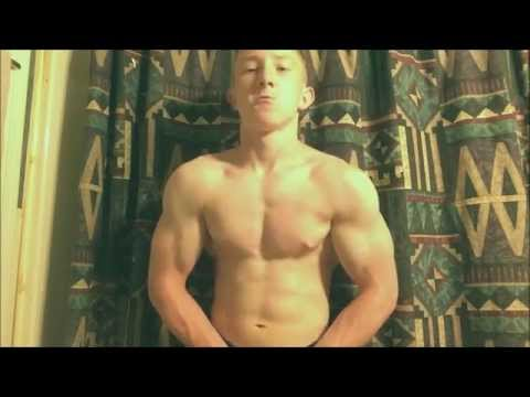 1st Place Teen Bodybuiler Flexing Muscles and I Can Train You Too!