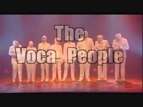 Trabajo En Equipo - Coro De Voces 'The Voca People' - [ http://ctnei.com ]