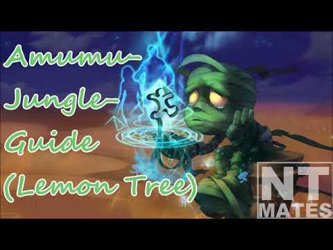 NTMates - Amumu Jungle Guide (Lemon Tree)