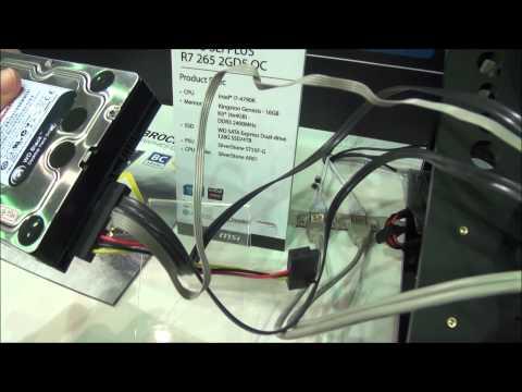 Tinhte.vn - Trên tay ổ cứng SATA Express đầu tiên trên TG của WD