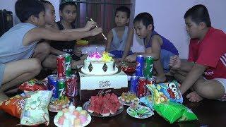 Sinh nhật Hoàng Nam 10 tuổi team Kênh Em Bé 🎁