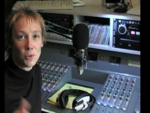 Radio Presenter Training Course