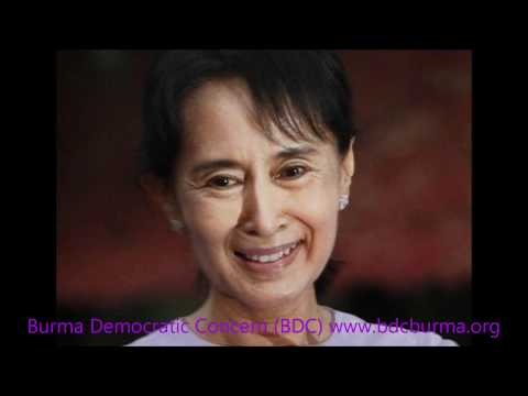 Daw Aung San Suu Kyi on
