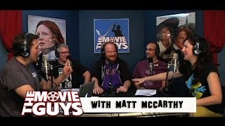 [THE MOVIE SHOWCAST - YOU'VE BEEN GREENLIT! (w/Matt McCarthy)] Video