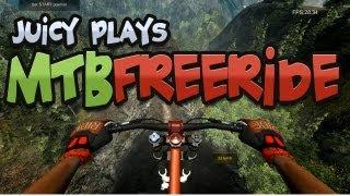 MTBFreeride: Downhill Bike Simulator