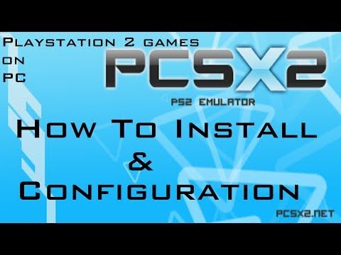 Setup Tutorial for PCSX2 1.0.0 (r5350) + Configuration w/ Final Fantasy X Gameplay/Commentary 2013