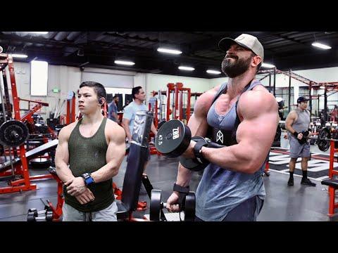 ARMS & BACK W/ TRISTYN LEE