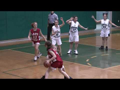 Chazy - Willsboro JV Girls 1-21-11