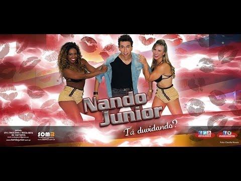 Nando Junior - Tá duvidando | CLIPE OFICIAL