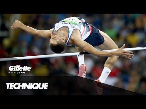 Raising The Bar - Perfect High Jump Technique | Gillette World Sport