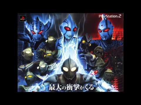Ultraman Cosmos(Spirit)-Ultraman Fighting Evolution Rebirth