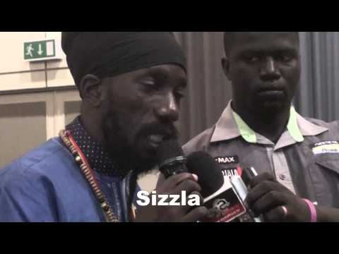 SIZZLA IN THE GAMBIA 2014