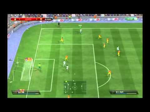 FIFA ONLINE3  SKILL MOVIE