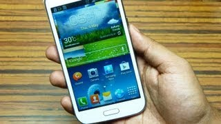 Samsung I8552 GALAXY GRAND QUATTRO [quad Core] Full Review