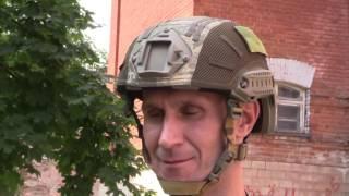 Універсальні шоломи для українських десантників