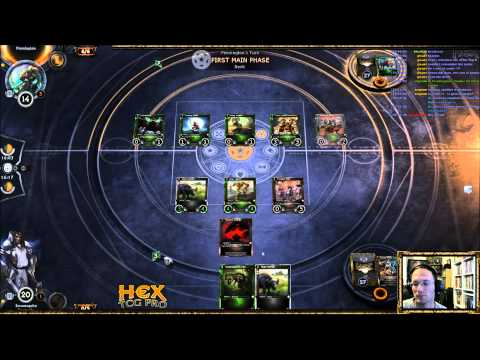 Hex Beta! 20 July 2014 Draft 2 Game 2
